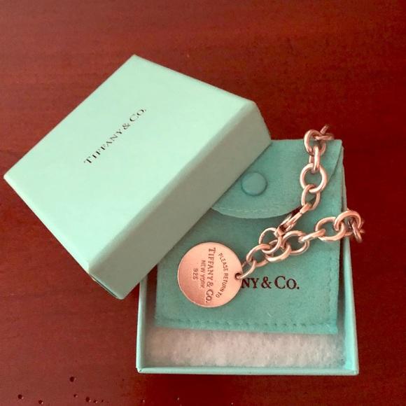 Tiffany & Co. Jewelry - Tiffany's bracelet